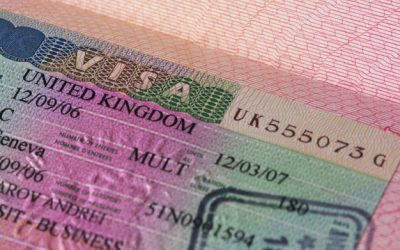 UK Working Holiday Visas